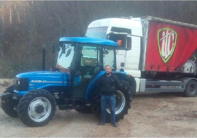 Isporuka poljoprivredne mehanizacije-FMROI Sarajevo