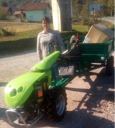 Isporuka poljoprivredne mehanizacije -FMROI Sarajevo