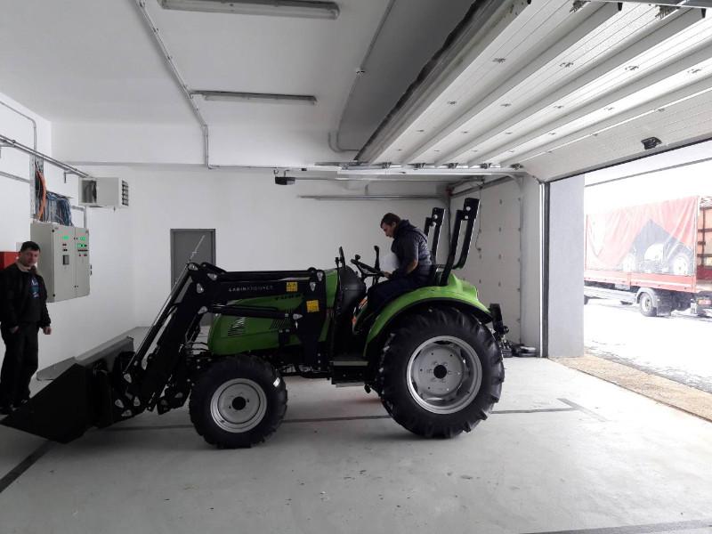 Isporuka mehanizacije, poljoprivrednih mašina i priključaka