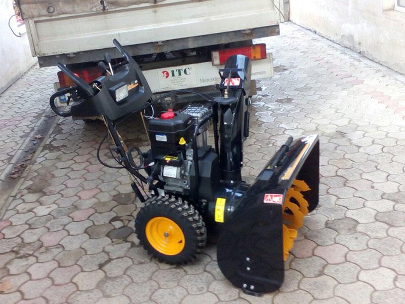 Nabavka i isporuka mehanizacije za obradu zemlje