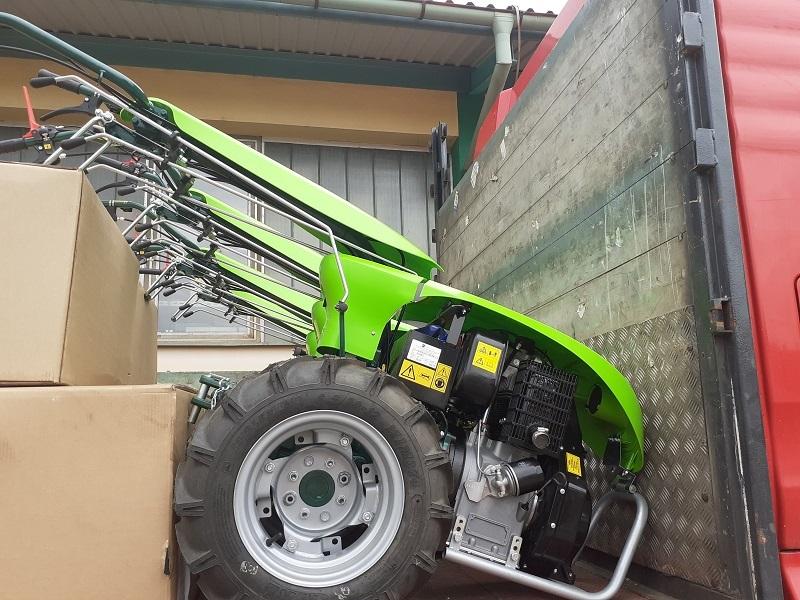 Isporuka poljoprivrednih mašina i priključaka