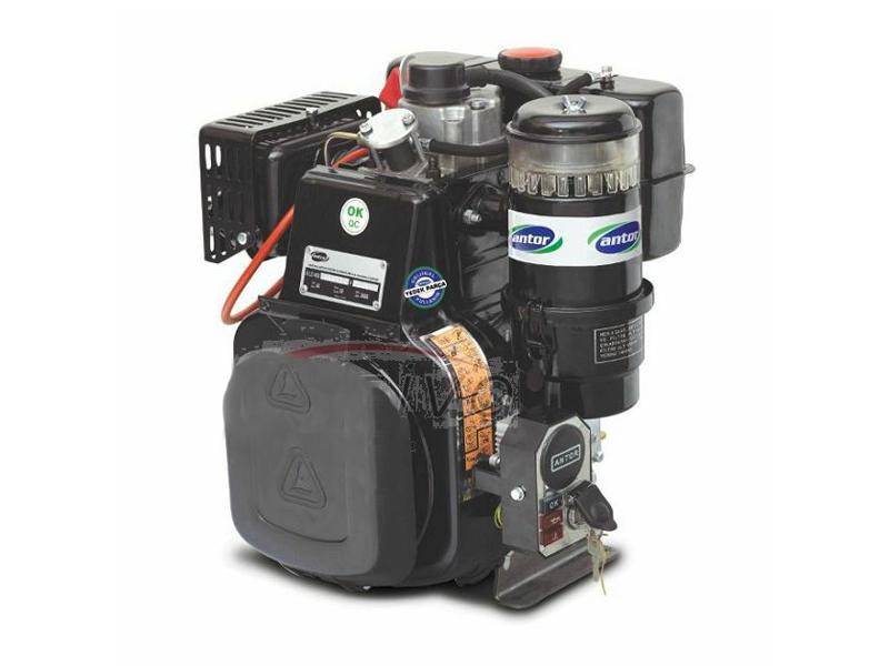 Motor 6 LD 400